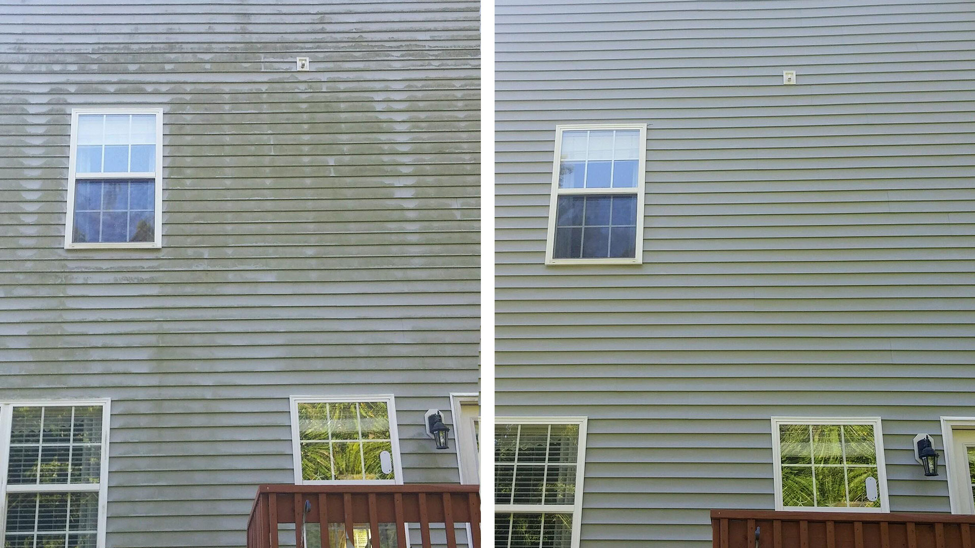 Raleigh Power Washing House