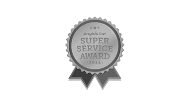 Angie's List 2014 Super Service Award