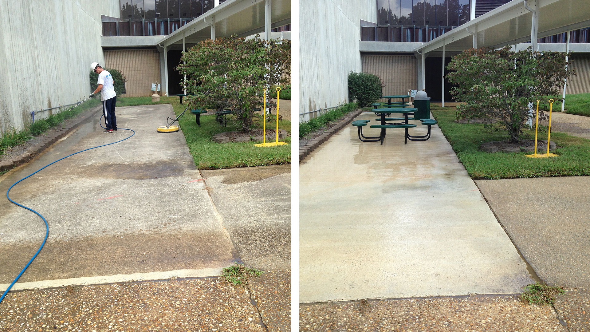 Raleigh Power Washing Industrial