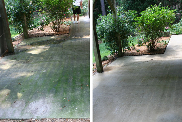 Residential Pressure Washing 5