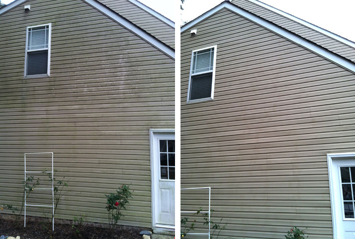 Residential Pressure Washing 6