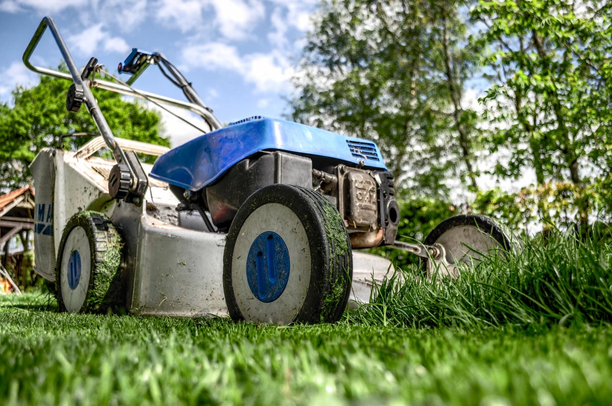 Keeping your lawn prepped for Fall leads to a better lawn in Spring.