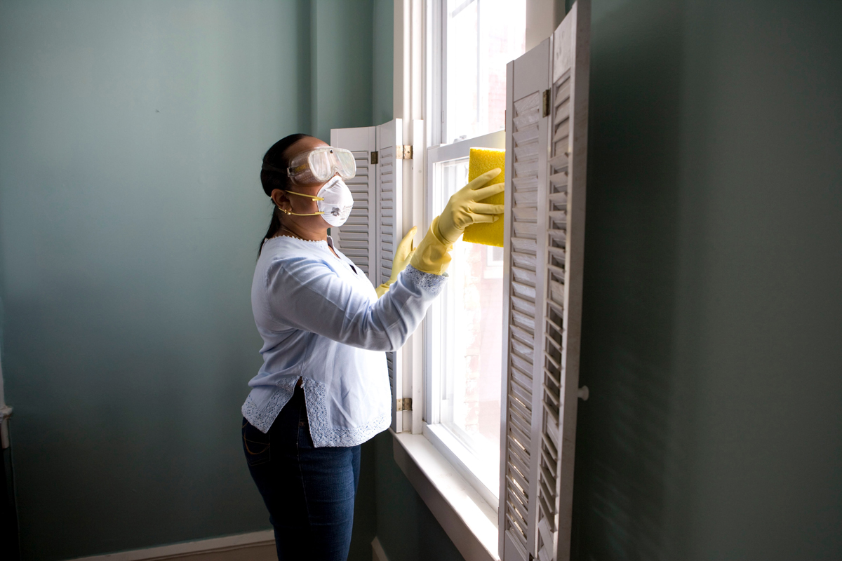 Cleaning has become more of a regular practice for many families staying at home.